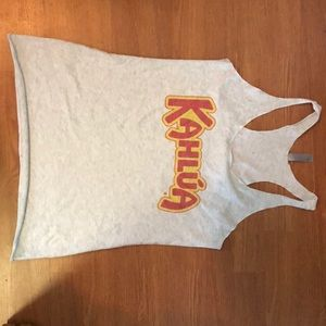 Kahlua brand muscle tank for sale